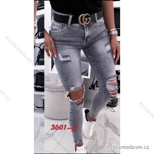 Kalhoty rifle jeans dlouhé dámské (XS-XL) RE-DRESS MA6213601-B